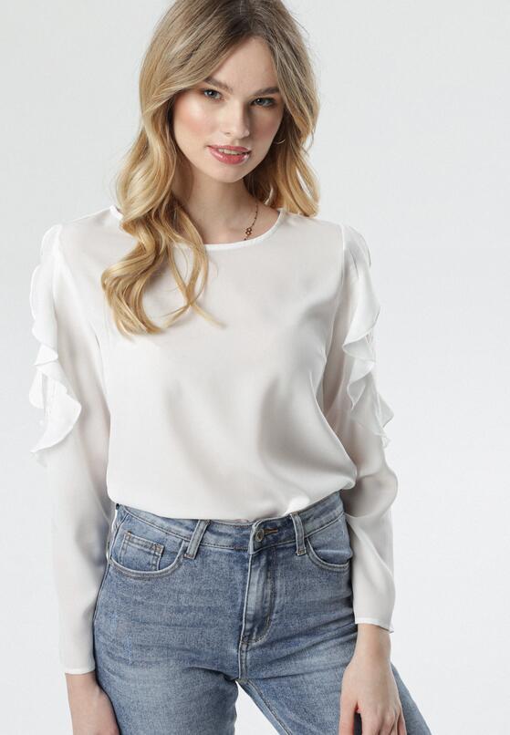 Biała Bluzka Mcfadden