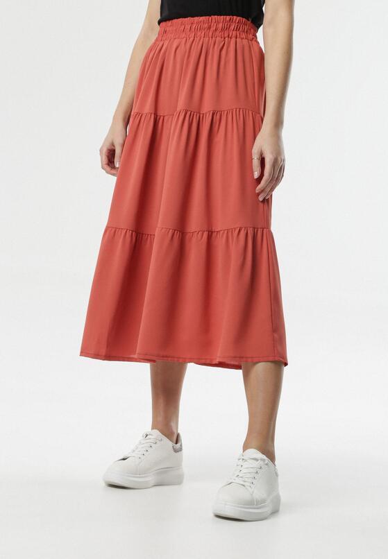 Łososiowa Spódnica Mellie