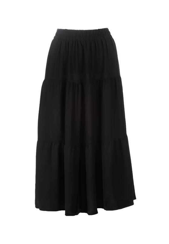 Czarna Spódnica Mellie