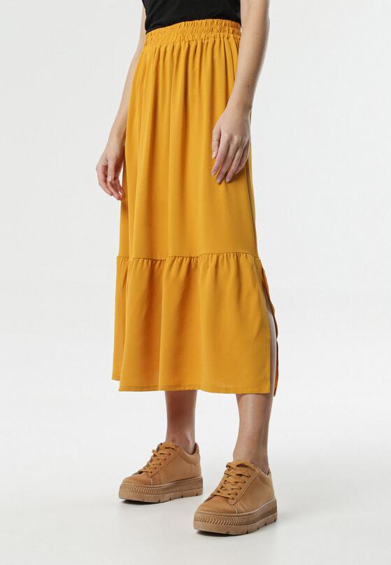 Żółta Spódnica Tana