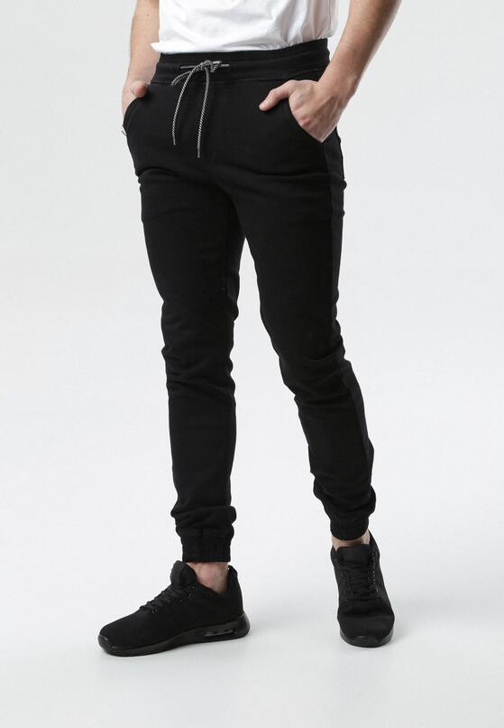 Czarne Spodnie Maisha