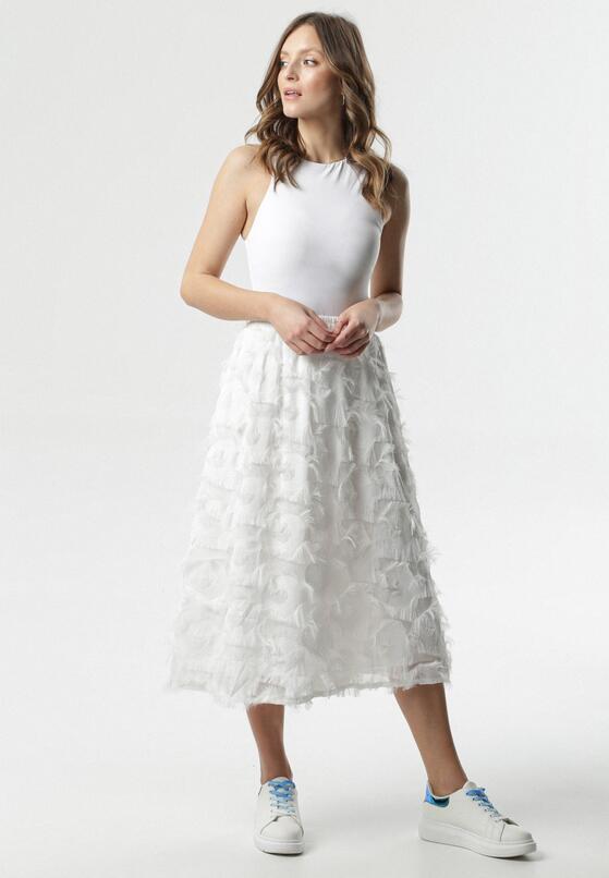 Biała Spódnica Conway