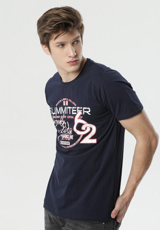 Granatowa Koszulka Harimoni