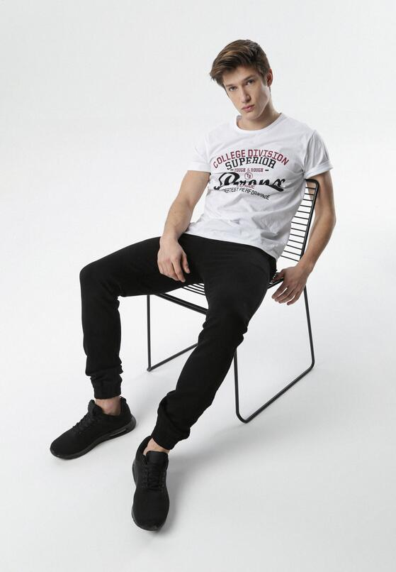 Biała Koszulka Anthrecea