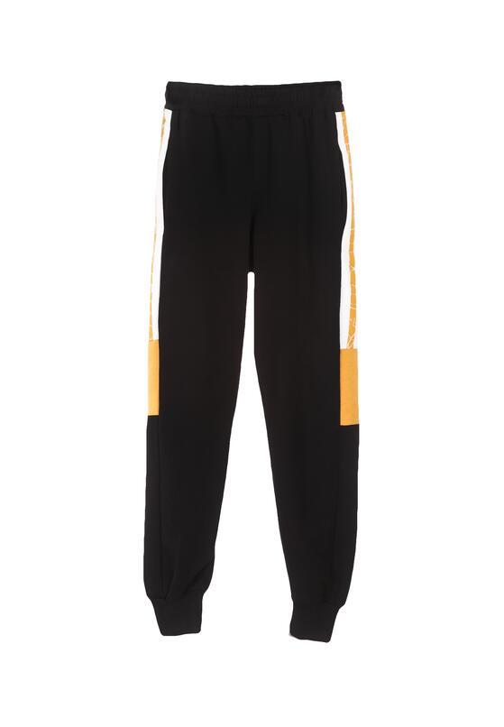 Czarne Spodnie Thronise