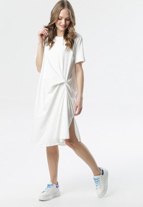 Biała Sukienka Atlentea