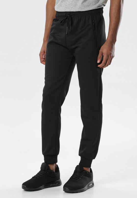 Czarne Spodnie Rheneriko