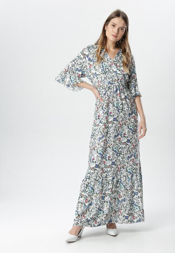 Biała Sukienka Menidora