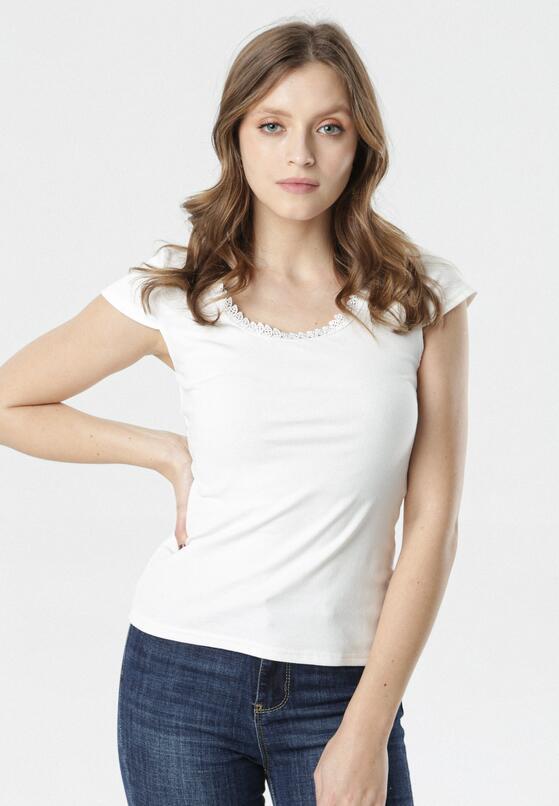 Biała Bluzka Cliffrun
