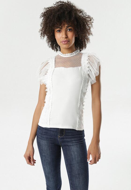 Biała Bluzka Millband