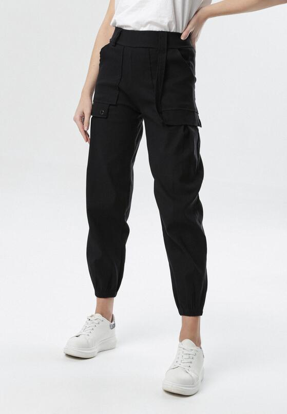 Czarne Spodnie Uxia