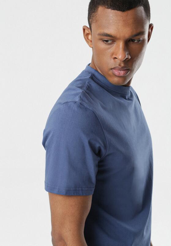 Granatowa Koszulka Pixyphe
