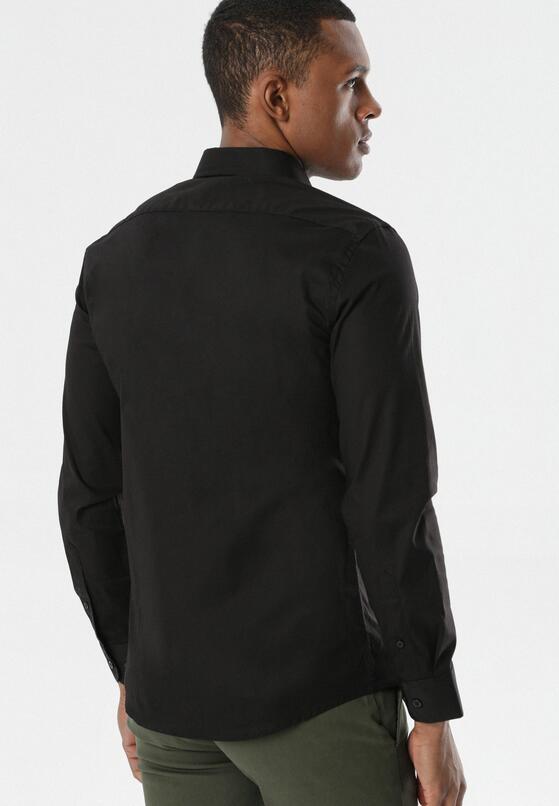 Czarna Koszula Larilira