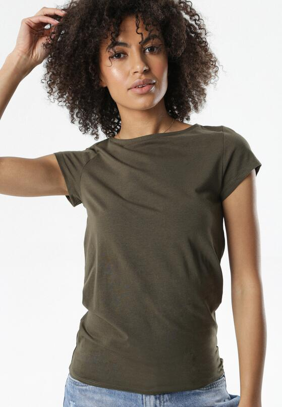 Khaki T-shirt Antheosis