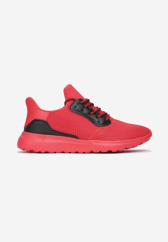 Czerwone Buty Sportowe Pearlbay