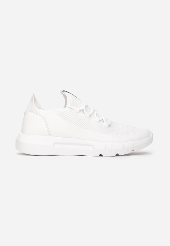 Białe Buty Sportowe Samiyah