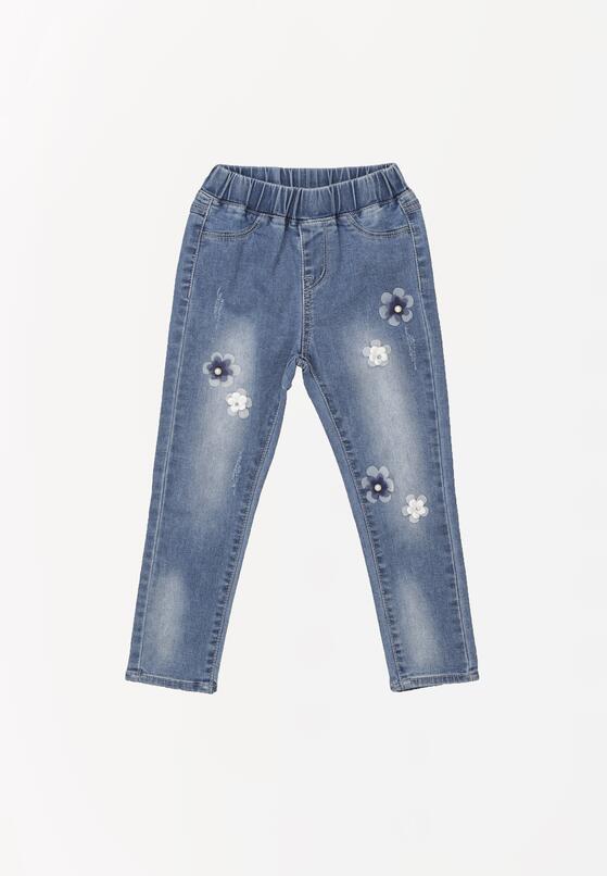 Niebieskie Spodnie Serenoe