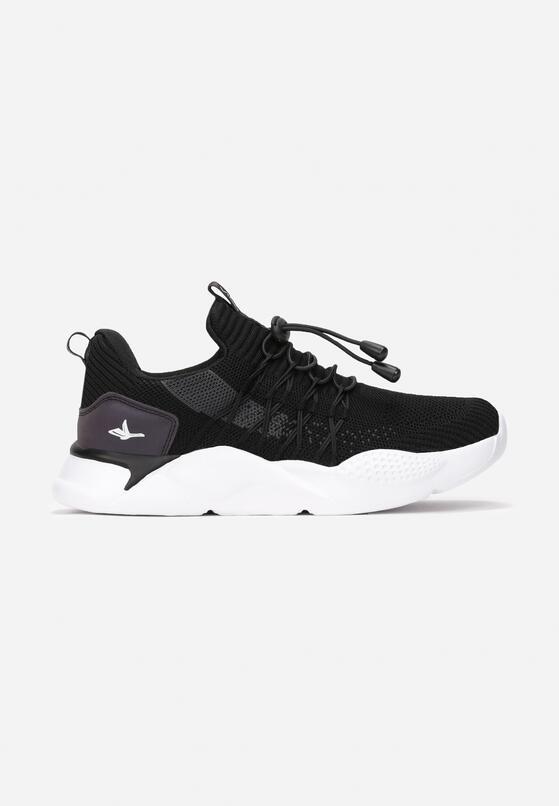 Czarne Buty Sportowe Physase