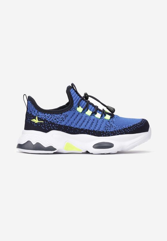 Granatowo-Niebieskie Buty Sportowe Thalala