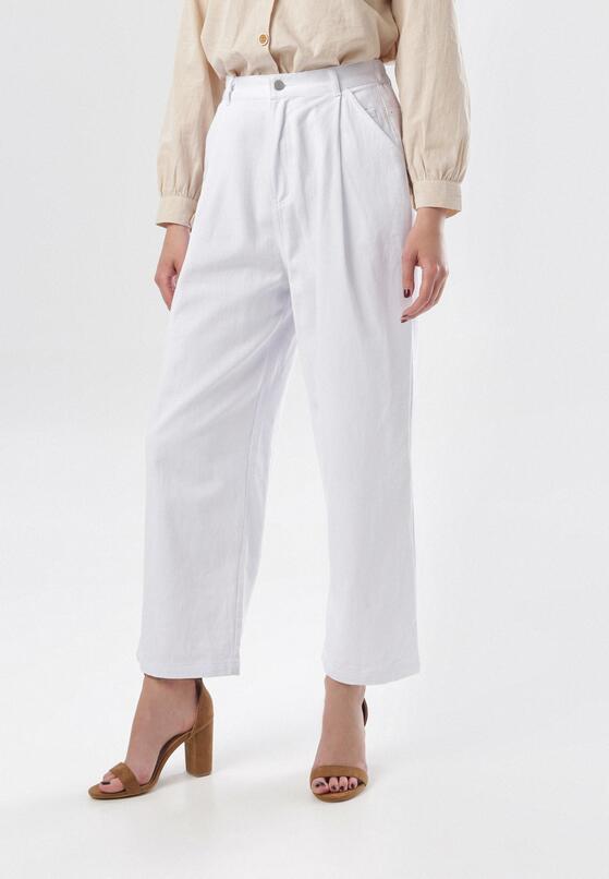 Białe Spodnie Dorymene