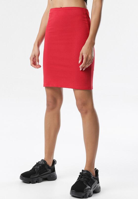 Czerwona Spódnica Aroanisse