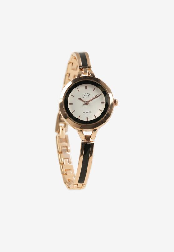 Złoto-Czarny Zegarek Leucomei