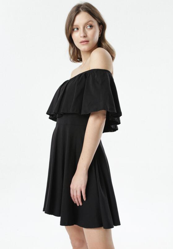 Czarna Sukienka Neatheis