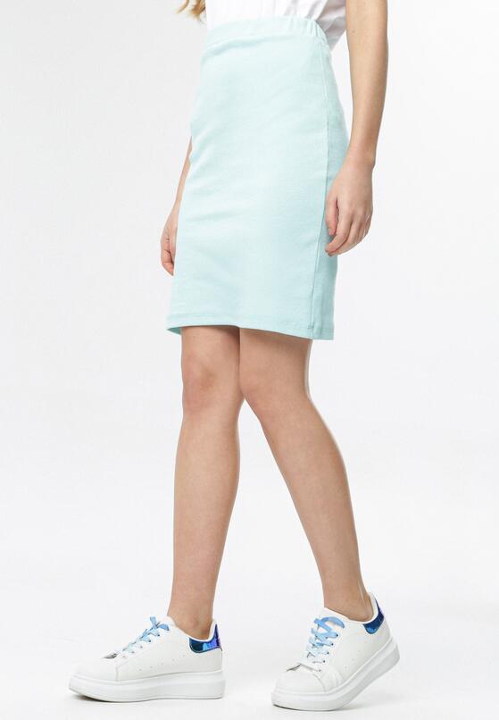 Jasnoniebieska Spódnica Diamere