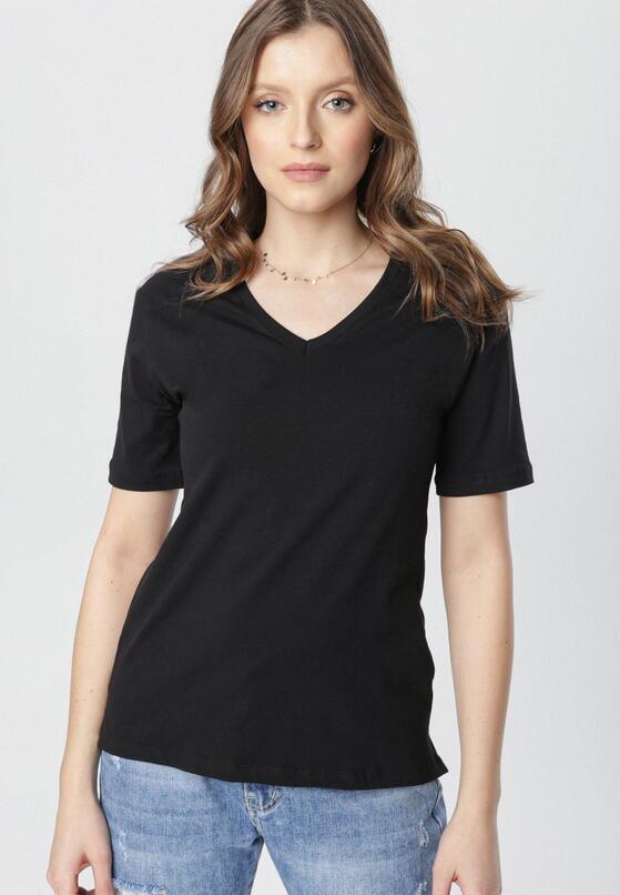 Czarny T-shirt Sada