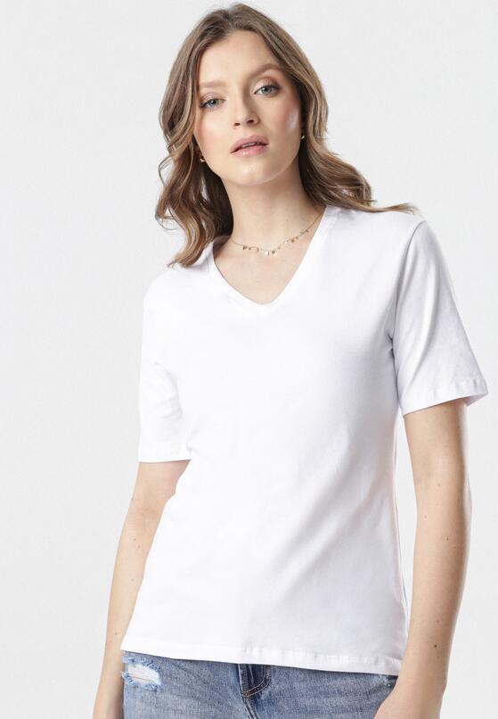 Biały T-shirt Sada