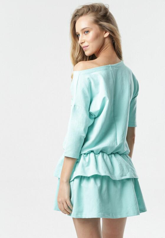 Jasnoniebieska Sukienka Lorene