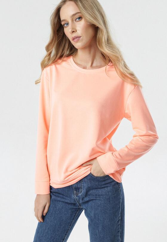 Pomarańczowa Bluza Onisall