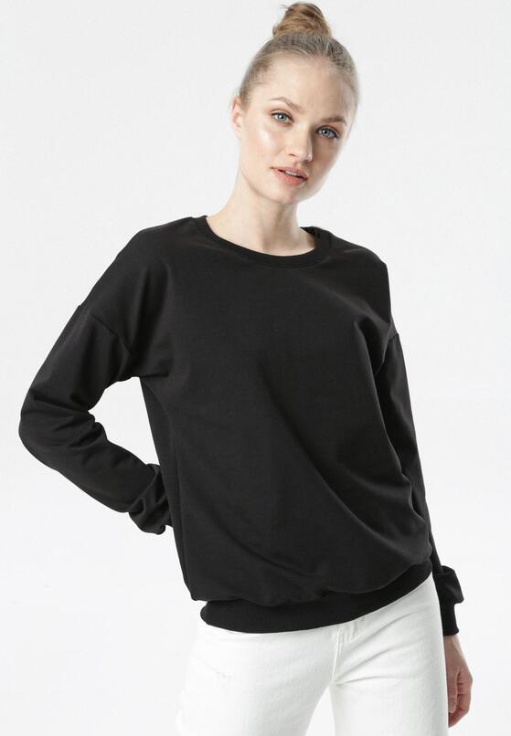 Czarna Bluza Rachael
