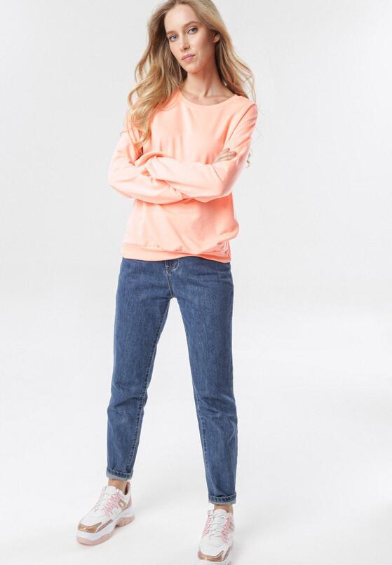 Pomarańczowa Bluza Rachael