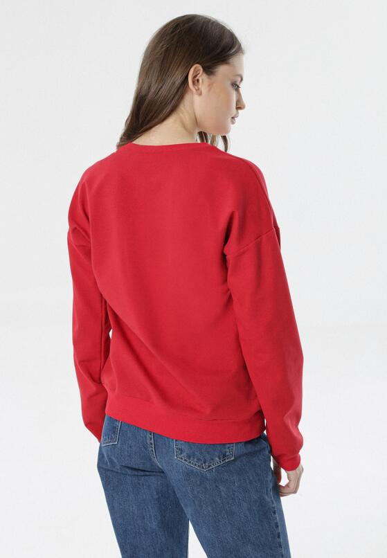 Czerwona Bluza Rachael