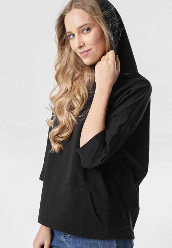 Czarna Bluza Joann