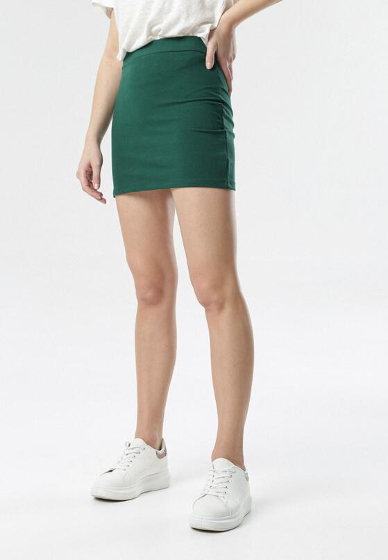 Zielona Spódnica Ilene