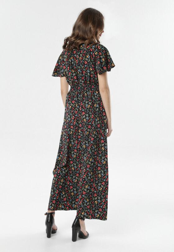 Czarna Sukienka Calipea