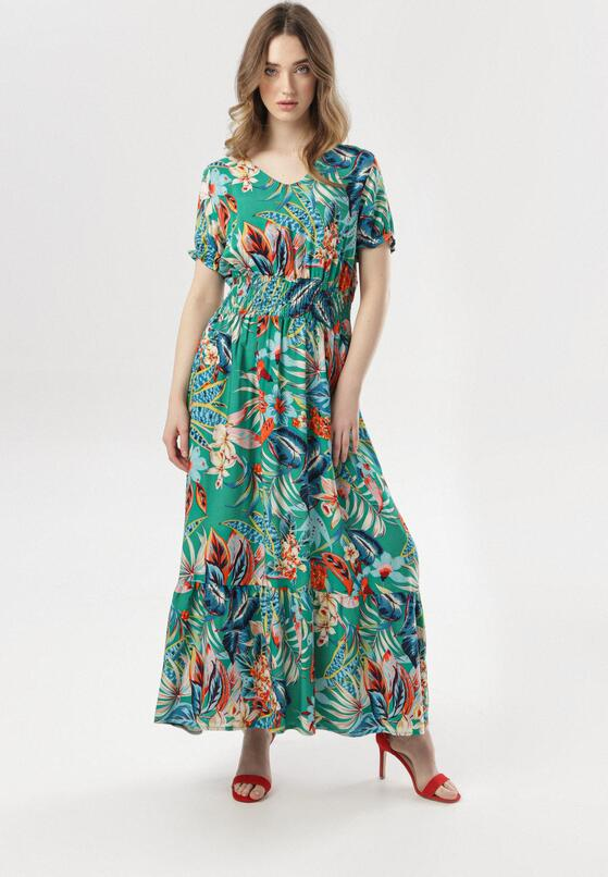 Zielona Sukienka Jenyvianna