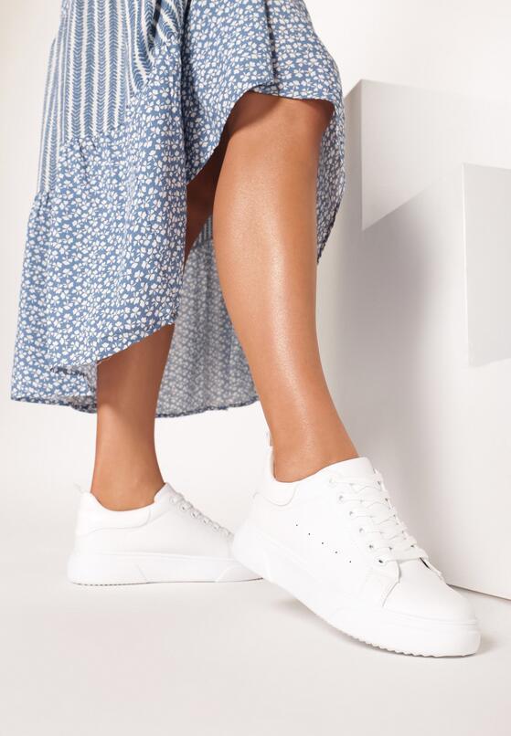 Białe Sneakersy Sireireida