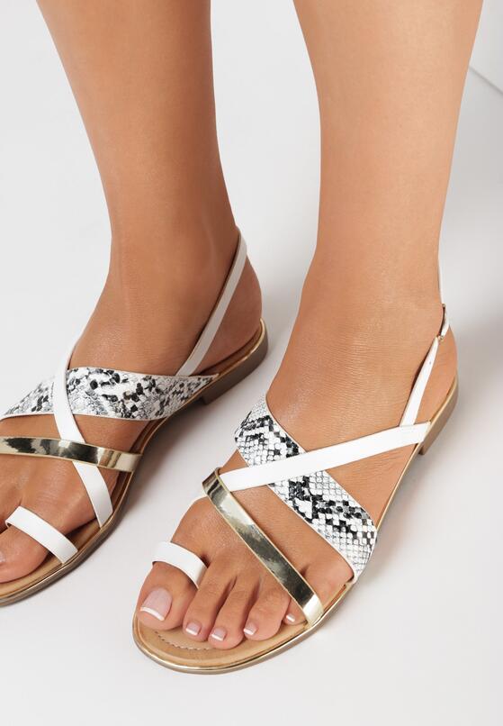 Białe Sandały Physatai