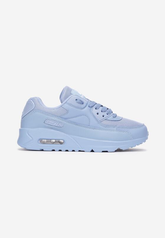 Niebieskie Buty Sportowe Nillda