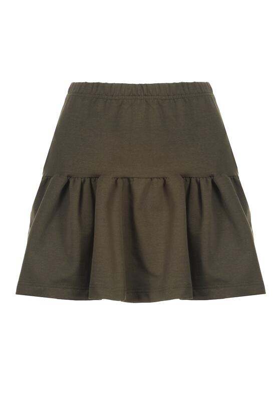 Khaki Spódnica Nasura