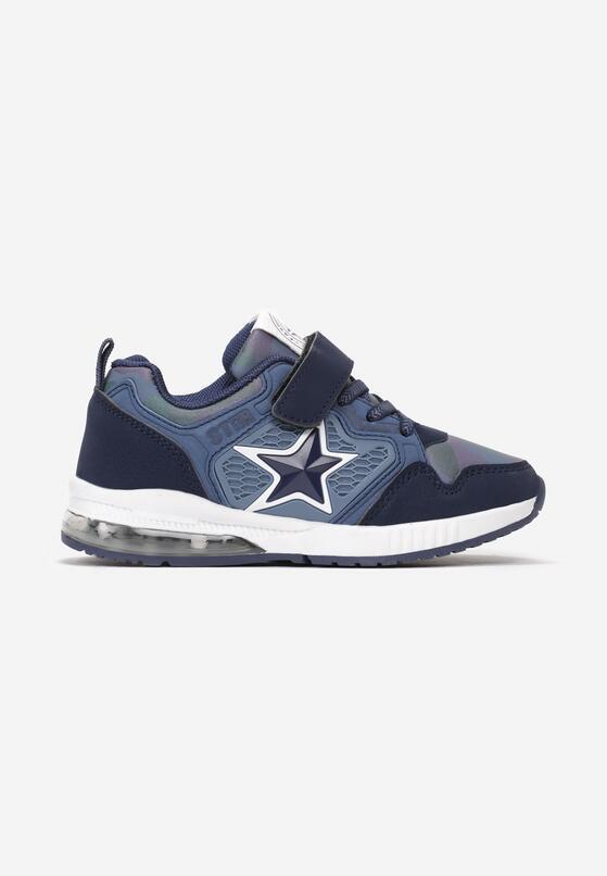 Niebieskie Buty Sportowe Himerelia