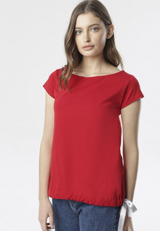 Czerwony T-shirt Caliphei