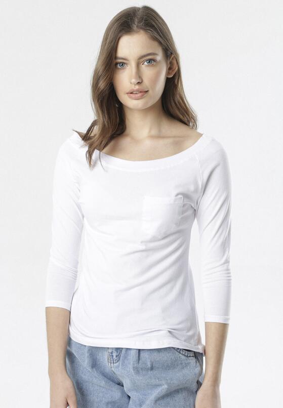 Biała Bluzka Aurarea