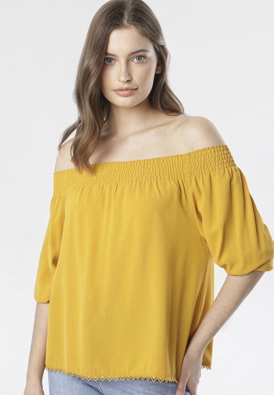 Żółta Bluzka Adreagana