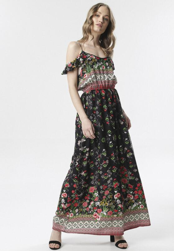 Czarna Sukienka Aerethia