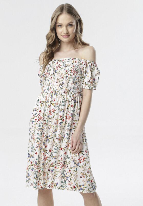 Biała Sukienka Lorairiel
