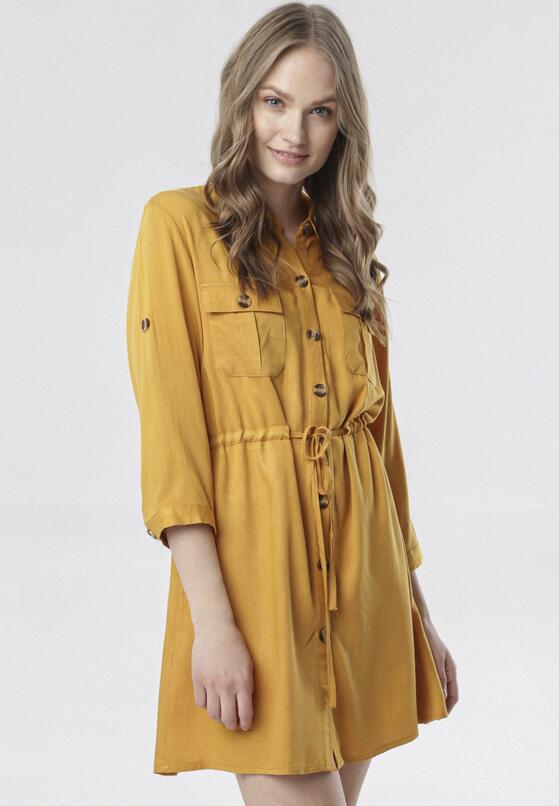 Żółta Koszula Sireime